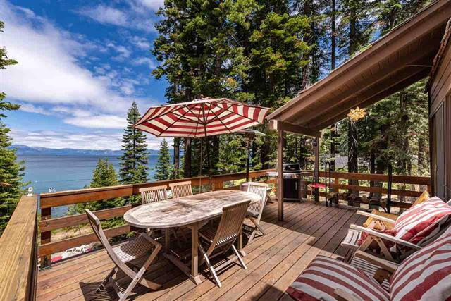 West Shore Lake Tahoe Lakefront Homes