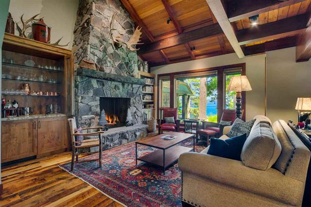 Top Lake Tahoe Lakefront homes for Sale