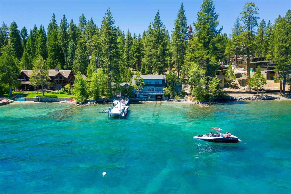 Lake Tahoe Lakefront Homes for Sale