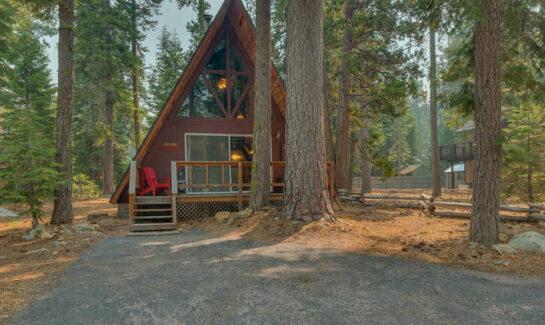 Tahoma Cabin for Sale