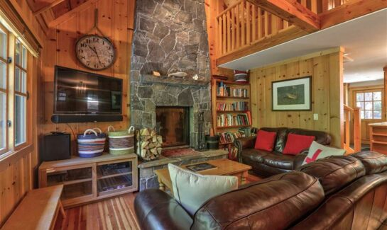 Tahoe Park Cabin