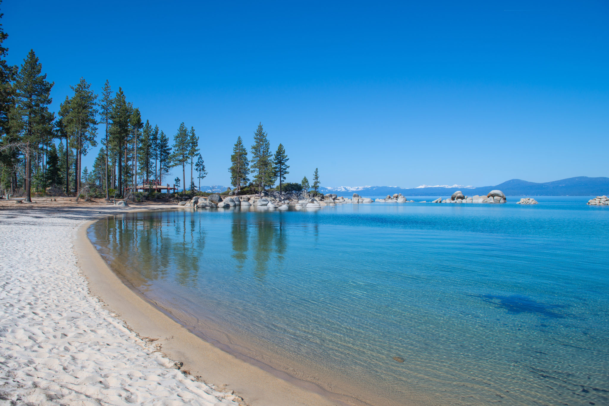 Top 10 Beaches in North Lake Tahoe