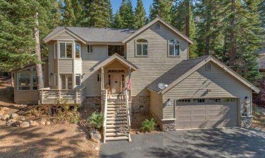 Tahoe Donner Luxury Property
