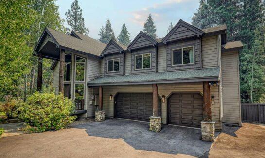 Tahoe City Luxury Home